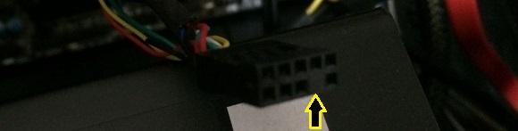 HD AUDIO配線ケーブル